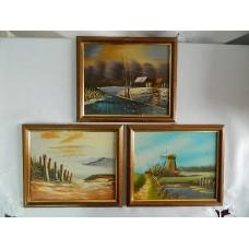 Картины пейзажи