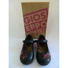Туфли черные Gios Eppo Kids