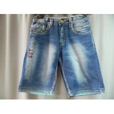 Шорты Mock-up Jeans