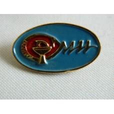 Значок МИ Одесса 1983 г.