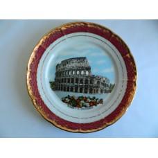 Тарелка декоративная Roma-II Colosseo