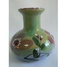 Ваза декор керамика ручная роспись
