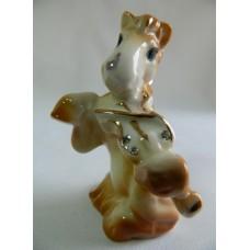 Статуэтка сувенир Лошадка со скрипкой