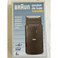 Тример Braun pocket de luxe traveller