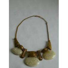 Ожерелье латунь Три сна